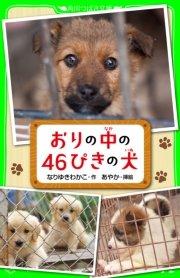 おりの中の46ぴきの犬