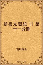 新書太閤記11 第十一分冊